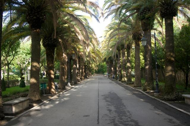 Park at Ibla