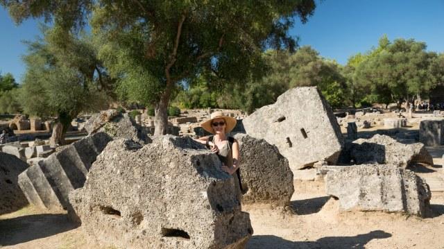 stone segments