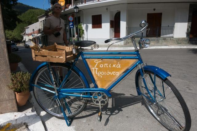 streetsign bike