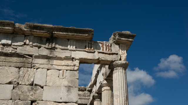 unrestored temple